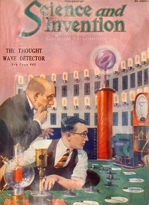 Science and Invention 1922-11