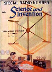 Science and Invention 1923-07