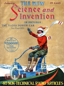 Science and Invention 1924-01