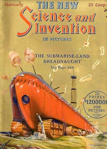 Science and Invention 1924-02