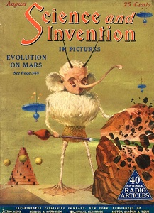 Science and Invention 1924-08