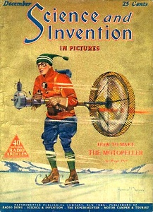 Science and Invention 1924-12