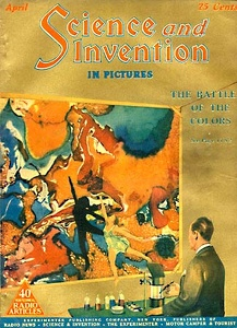 Science and Invention 1925-04