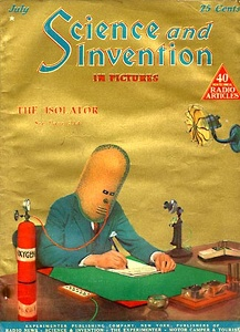 Science and Invention 1925-07
