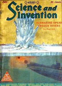 Science and Invention 1926-01