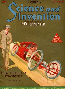 Science and Invention 1926-08