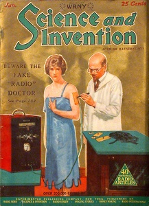 Science and Invention 1927-01