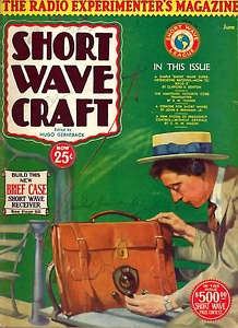 Short Wave Craft 1932-06