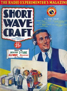 Short Wave Craft 1932-09
