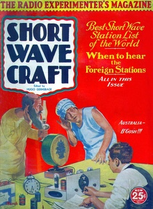 Short Wave Craft 1933-03