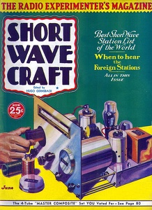 Short Wave Craft 1933-06