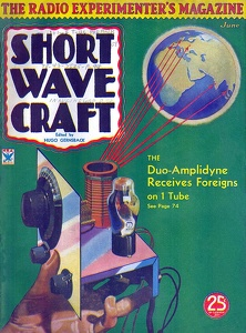 Short Wave Craft 1934-06