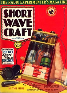 Short Wave Craft 1932-07