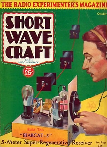 Short Wave Craft 1932-10