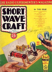 Short Wave Craft 1932-12
