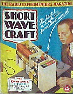 Short Wave Craft 1933-01