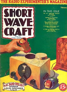 Short Wave Craft 1933-02