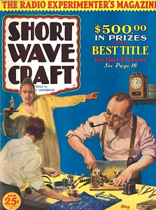 Short Wave Craft 1933-05
