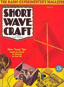Short Wave Craft 1933-08