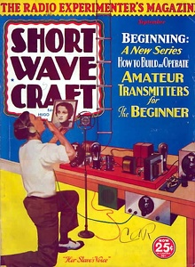 Short Wave Craft 1933-09
