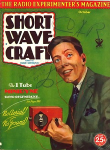 Short Wave Craft 1933-10