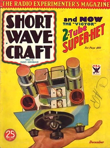Short Wave Craft 1933-12