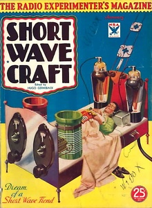 Short Wave Craft 1934-01