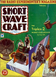 Short Wave Craft 1934-02