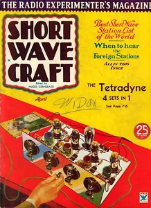 Short Wave Craft 1934-04