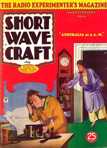 Short Wave Craft 1934-07