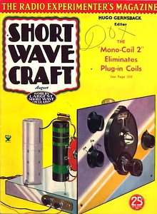 Short Wave Craft 1934-08