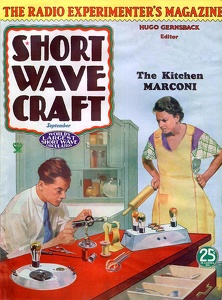 Short Wave Craft 1934-09