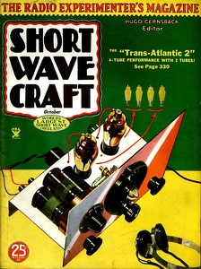 Short Wave Craft 1934-10