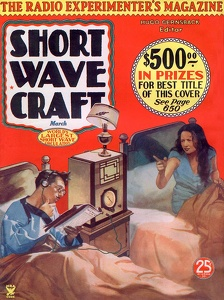 Short Wave Craft 1935-03