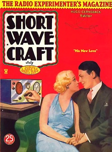 Short Wave Craft 1935-07