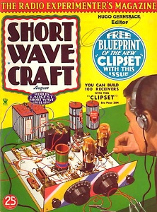 Short Wave Craft 1935-08