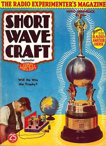 Short Wave Craft 1935-09