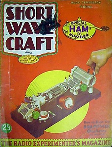 Short Wave Craft 1936-07