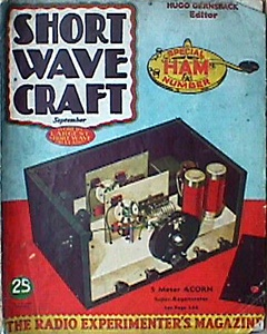 Short Wave Craft 1936-09