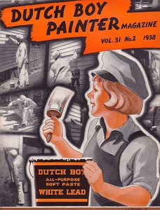 Dutch Boy Painter 1938-03+04