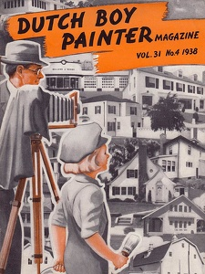 Dutch Boy Painter 1938-07+08