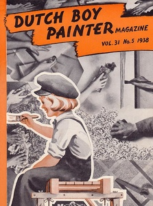 Dutch Boy Painter 1938-09+10