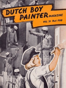 Dutch Boy Painter 1938-11+12