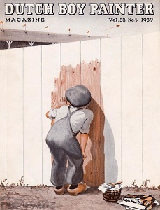 Dutch Boy Painter 1939-09+10