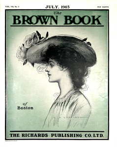 Brown Book of Boston 1903-07