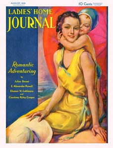 Ladies' Home Journal 1931-08
