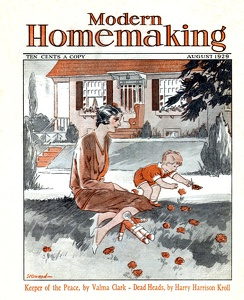 Modern Homemaking 1929-08