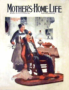 Mother's - Home Life 1930-01