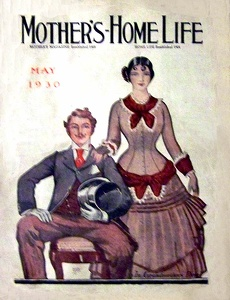 Mother's - Home Life 1930-05