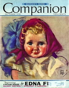 Woman's Home Companion 1938-10